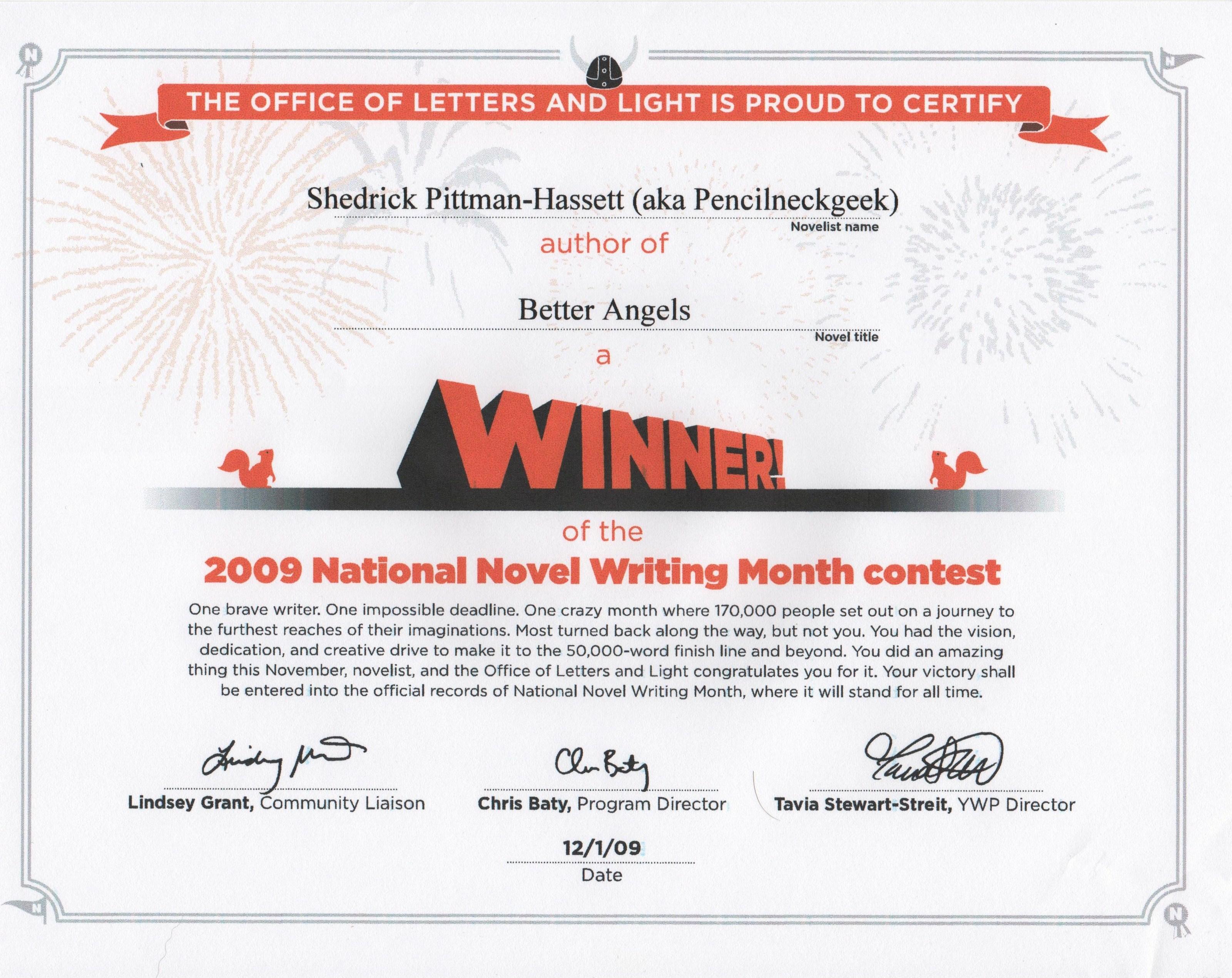 winner certificate – Certificate Winner