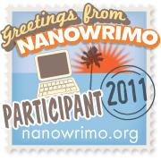 NaNoWriMo 2011 Participant